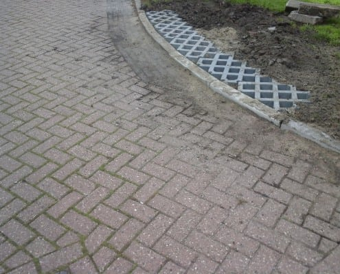 Onderhoudswerkzaamheden straatwerk