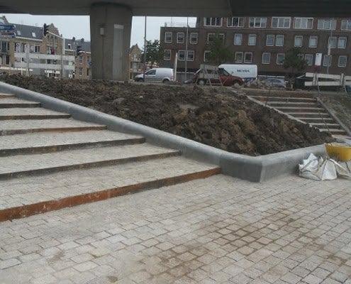Herinrichting Maashaven Rotterdam