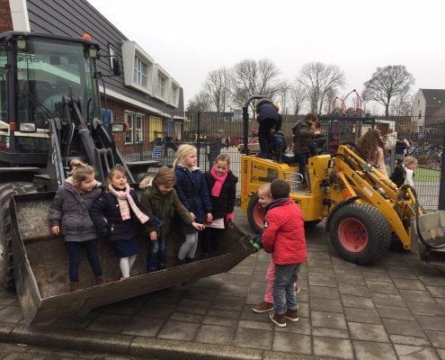 Demonstratie en uitleg Admiraal de Ruyterschool Krimpen aan den IJssel (23)