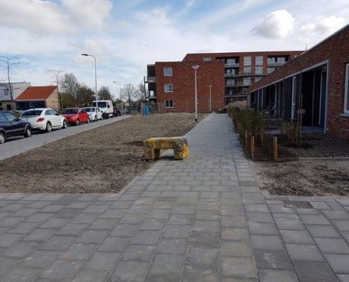 Bestrating Centrumplan Ridderkerk