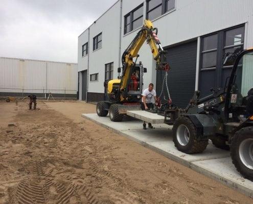Betonplaten leggen H&D Dordrecht (5)