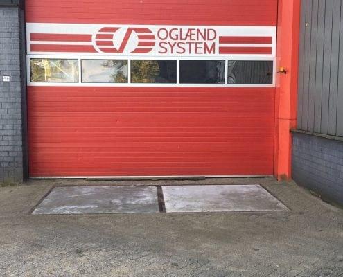 Stelcomplaten Oglaend System Ridderkerk