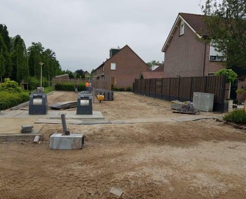 Herbestrating Streefkerk