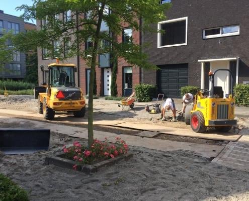 Herbestrating Landgoed Goedenraad