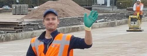 Werken als stratenmaker bij Koelewijn Bestratingen