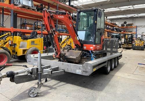 Koelewijn Bestratingen regelt transport machines